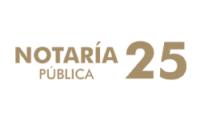 Notaría Pública 25