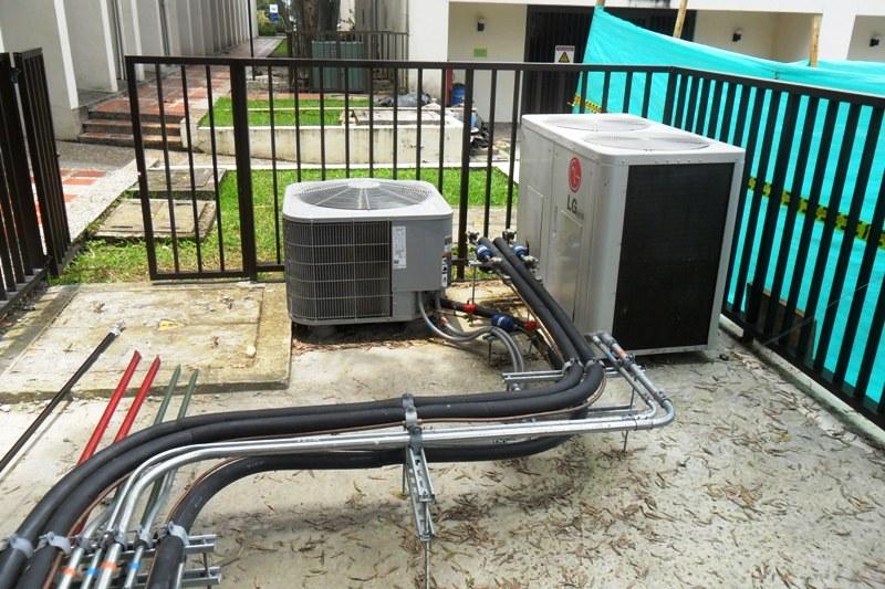 M s aire aire acondicionado por conductos for Aire acondicionado por conductos murcia